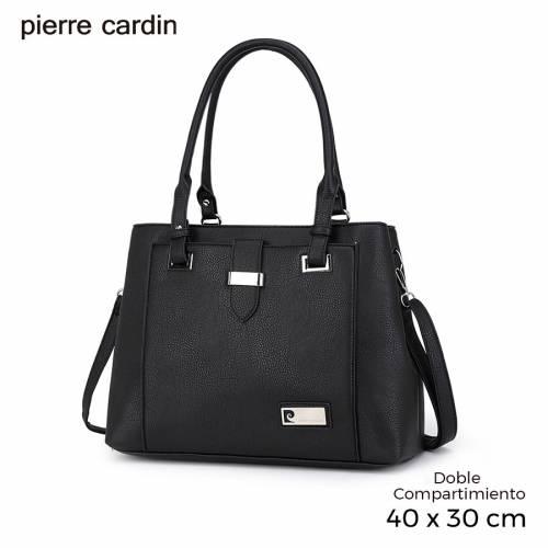 CARTERA PIERRE CARDIN NEGRA...
