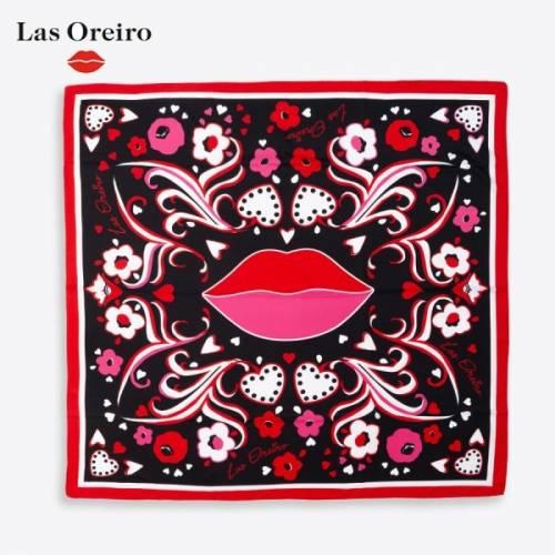 PAÑUELO KISS ART 11315 BAK
