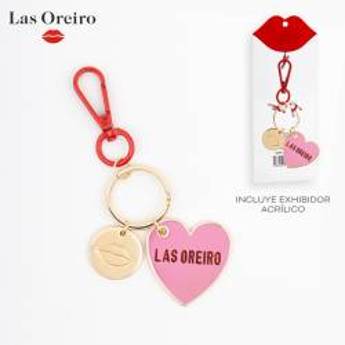 LLAVERO LAS OREIRO ART...