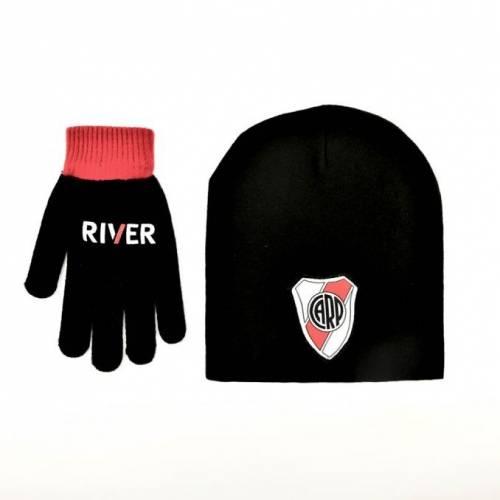 SET GORRO Y GUANTES RIVER...