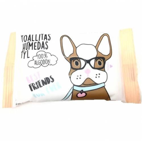 TOALLITAS HUMEDAS DOG BEST...